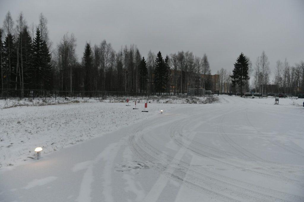 площадка под строительство онкодиспансера в Петрозаводске