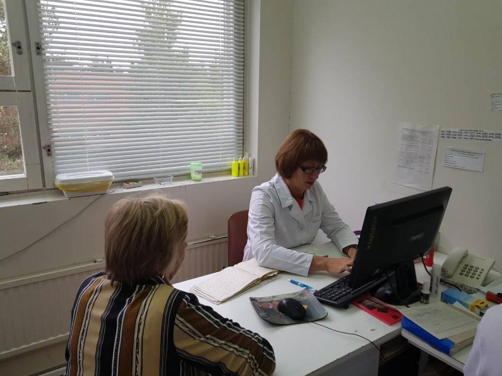 Врачи Республиканской больницы проводят консультации а районах Карелии
