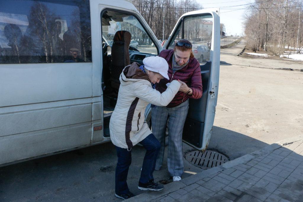Экзамен волонтеров социального туризма