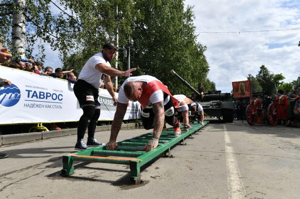 российский этап международных соревнований по силовому экстриму SCL