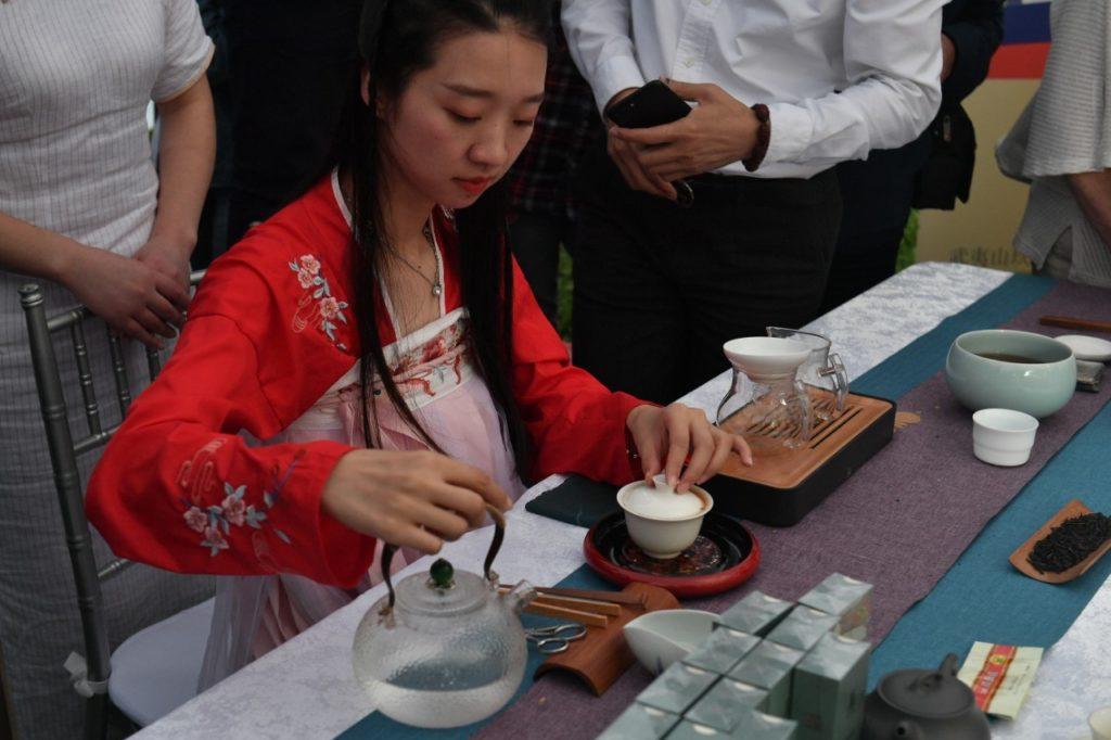 Карельско-китайский фестиваль чая в Петрозаводске